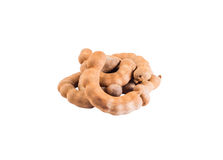 Heap of Tamarind Fruits Royalty Free Stock Photo