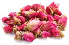 Heap of tea roses. Royalty Free Stock Photo