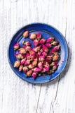 Heap of tea roses Royalty Free Stock Image