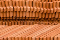 Heap of tile Royalty Free Stock Photography