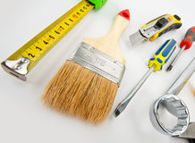 Heap of tools Stock Images