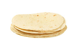 Heap of tortillas Stock Photography