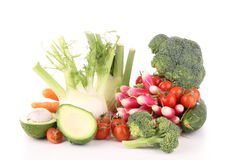 Heap of vegetables Royalty Free Stock Images