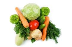 Heap of Vegetables Stock Photos