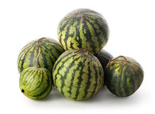 Heap of watermelons Stock Image