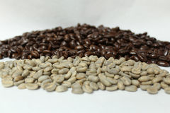 Heaping Pile of Coffee Stock Image