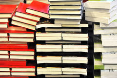 Heaps of books Stock Images