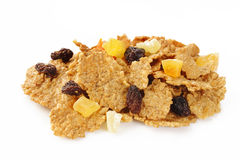 Heaps of breakfast cereals Royalty Free Stock Photos
