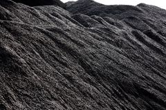 Heaps of coal Royalty Free Stock Images