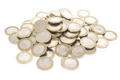 Heaps of euro Royalty Free Stock Image