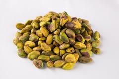 Heaps of pistachio Royalty Free Stock Photo