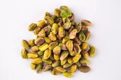 Heaps of pistachio Royalty Free Stock Photos