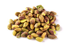 Heaps of pistachio Royalty Free Stock Image