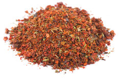 Heaps of spices Royalty Free Stock Images