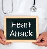 Heart Attack stock photos