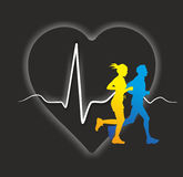 Hear medicine Royalty Free Stock Photo