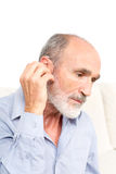 Hearing aid Royalty Free Stock Photography