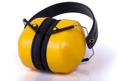 Hearing protection Royalty Free Stock Photo
