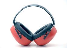 hearingbeskyddanden Arkivbild