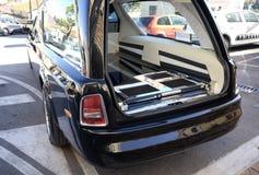 hearse Foto de Stock Royalty Free