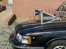 Hearse car Stock Photos