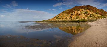 Hearson Cove. A popular beach located in the Pilbara, Western Australia Stock Images