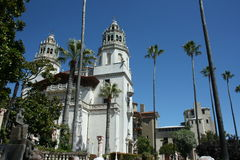 Hearst Castle 05. Hearst Castle in San Simeon, Northern California Royalty Free Stock Photos