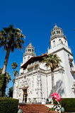 Hearst Castle. This is an image of Hearst Castle in San Simeon, CA Stock Photo
