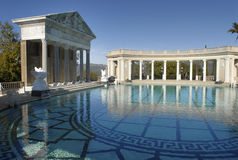 Hearst Castle Royalty Free Stock Images