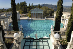 Hearst Castle Royalty Free Stock Photography