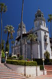 Hearst Castle stock photos