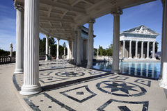 Hearst Castle Royalty Free Stock Image