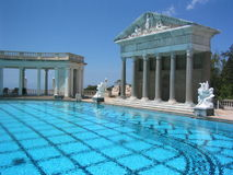 hearst castle Fotografia Stock