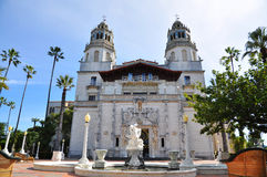 Hearst Castle Royalty Free Stock Photo