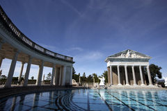 Hearst Castle Pool Stock Photos