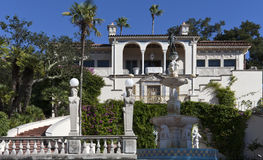 Hearst Castle, San Simeon, California Stock Image
