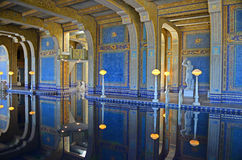 Hearst Castle Swimming Pool Stock Images