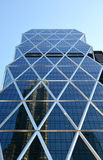 The Hearst Headquaters building Stock Photos