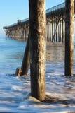 Hearst pier in Hearst San Simeon State Park, California, USA Royalty Free Stock Image