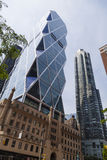Hearst Tower in New York, editorial Royalty Free Stock Photos
