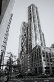 Hearst Tower in New York Stock Photo