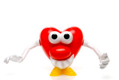 heart先生 免版税库存图片