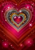 Heart_04 Immagini Stock Libere da Diritti