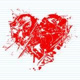 Heart. Illustration for Valentine day vector illustration