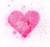 An heart!. An illustration of an heart Stock Photo