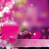 Heart. S background  for valentin day and xmas Stock Photo