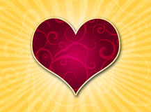 Heart 2 Stock Images