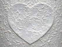 Heart. Background heart paper for love Stock Image