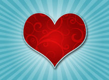 Heart 3 Royalty Free Stock Photography