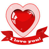 Heart2 obrazy stock
